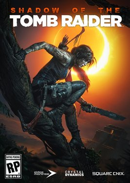 Shadow of the Tomb Raider постер (cover)
