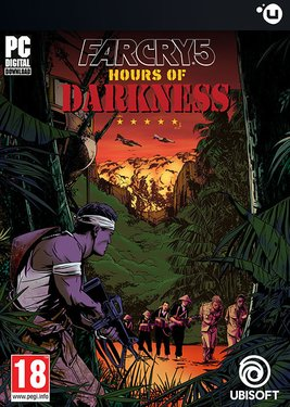 Far Cry 5: Hours of Darkness постер (cover)
