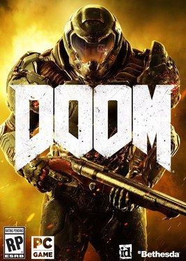 Doom постер (cover)