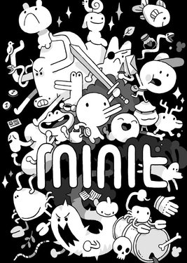 Minit постер (cover)