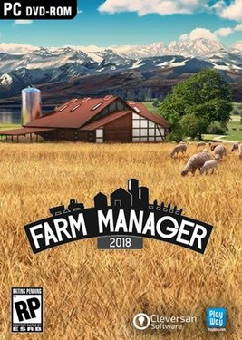 Farm Manager 2018 постер (cover)