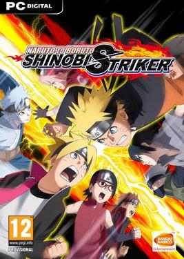Naruto to Boruto: Shinobi Striker постер (cover)
