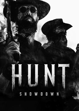 Hunt: Showdown постер (cover)
