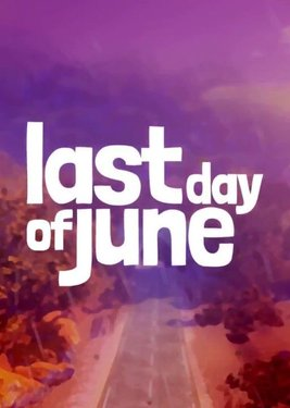 Last Day of June постер (cover)