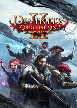 Divinity: Original Sin II - Definitive Edition постер (cover)