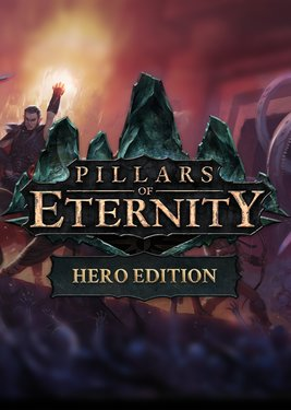 Pillars of Eternity - Hero Edition постер (cover)