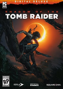 Shadow of the Tomb Raider - Deluxe Edition постер (cover)