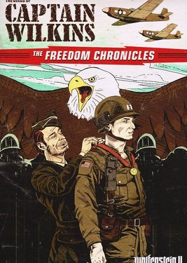 Wolfenstein II: The Freedom Chronicles - Episode 3 постер (cover)