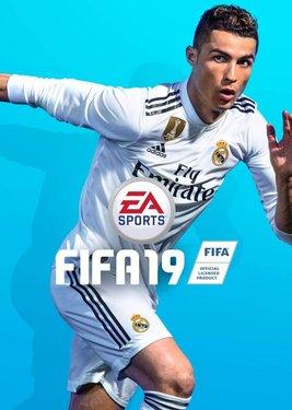 FIFA 19 постер (cover)