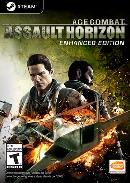 Ace Combat: Assault Horizon - Enhanced Edition постер (cover)