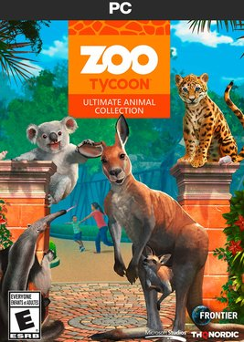 Zoo Tycoon: Ultimate Animal Collection постер (cover)