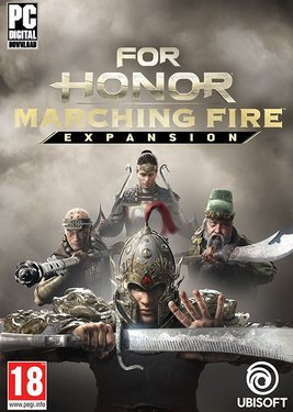 For Honor - Marching Fire постер (cover)
