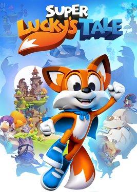 Super Lucky's Tale постер (cover)