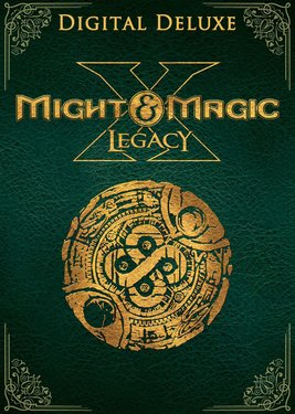 Might & Magic X - Legacy Digital Deluxe