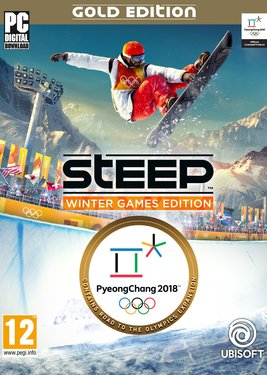 Steep - Winter Games Gold Edition постер (cover)