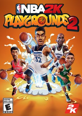 NBA 2K Playgrounds 2 постер (cover)