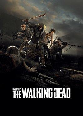 OVERKILL's The Walking Dead постер (cover)