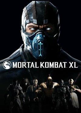 Mortal Kombat XL постер (cover)