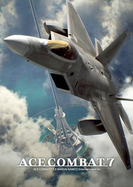 Ace Combat 7: Skies Unknown постер (cover)
