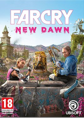 Far Cry New Dawn постер (cover)