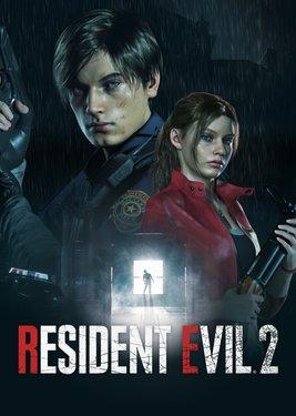 Resident Evil 2 постер (cover)