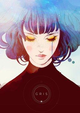 GRIS постер (cover)