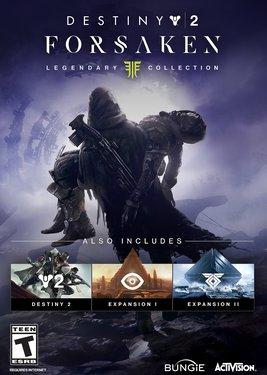 Destiny 2: Forsaken – Legendary Collection постер (cover)