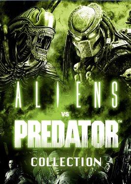 Aliens vs Predator Collection постер (cover)