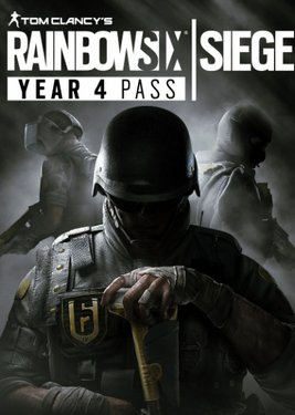 Tom Clancy's Rainbow Six: Siege - Year 4 Pass постер (cover)