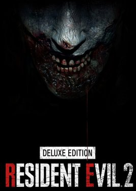 Resident Evil 2 - Deluxe Edition постер (cover)