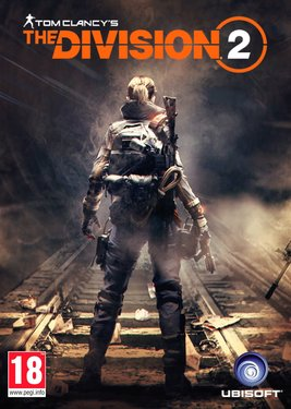 Tom Clancy's The Division 2 постер (cover)