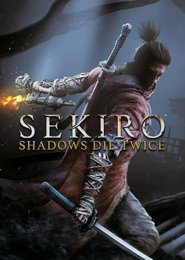 Sekiro: Shadows Die Twice постер (cover)