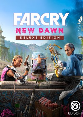 Far Cry New Dawn – Deluxe Edition постер (cover)