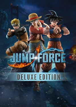 Jump Force – Deluxe Edition постер (cover)