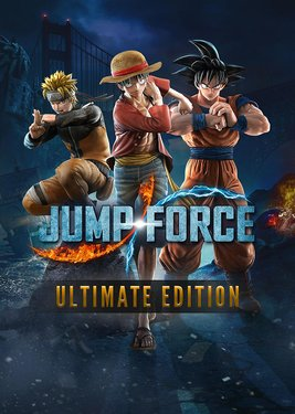 Jump Force – Ultimate Edition постер (cover)