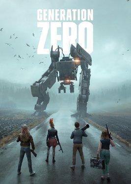 Generation Zero постер (cover)