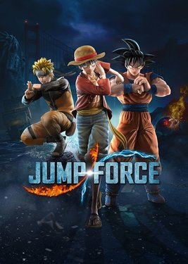 Jump Force постер (cover)