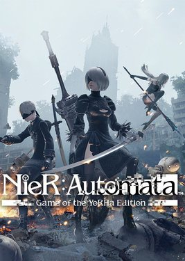 Nier: Automata – Game of the YoRHA Edition постер (cover)