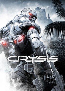 Crysis постер (cover)