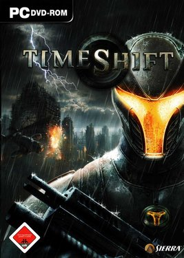TimeShift постер (cover)