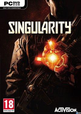 Singularity постер (cover)