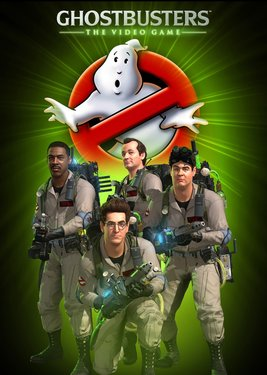 Ghostbusters: The Video Game постер (cover)