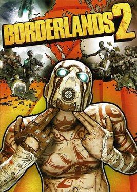 Borderlands 2 постер (cover)