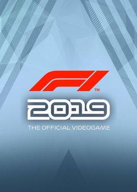 F1 2019 - Anniversary Edition постер (cover)