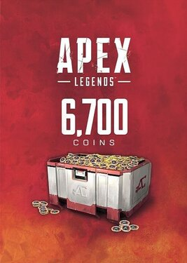 Apex Legends: 6000 монет