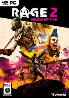 RAGE 2 - Deluxe Edition постер (cover)