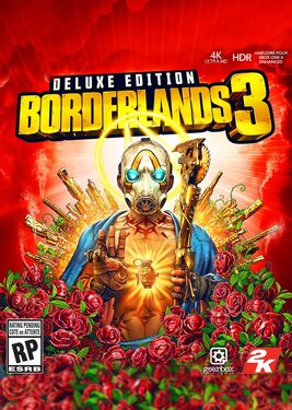 Borderlands 3 - Deluxe Edition постер (cover)