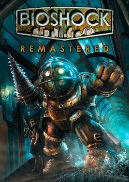 BioShock Remastered постер (cover)