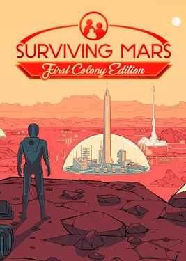 Surviving Mars: First Colony Edition постер (cover)