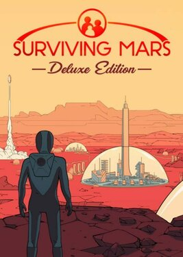 Surviving Mars: Deluxe Edition постер (cover)